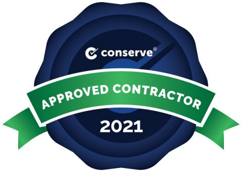 Conserve Approved Contractor